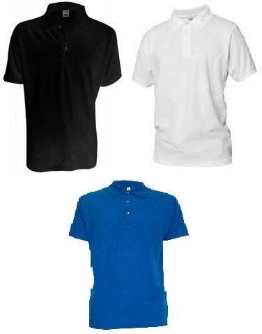 A-team. Keuze uit T-shirt of Polo en div. kleuren. S t/m 8 XL