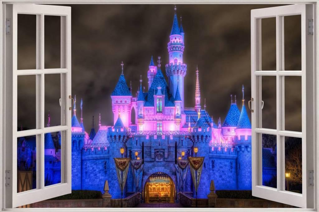 Open Raam Princess Disney