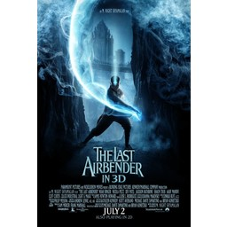 The Last Airbender 3D movie-poster