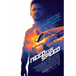 Need fo speed movie poster