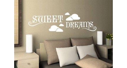 Muurstickers Slaapkamer Goedkoop : Een leuke muurstickers tekst voor in huis qualitysticker