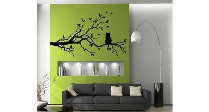 Bomen & Planten muurstickers