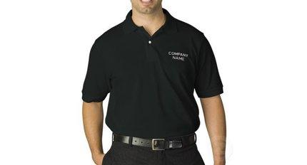 Bedrijfs kleding