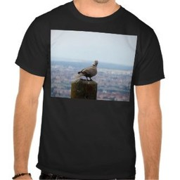 Dames T-shirt of polo met je eigen afbeelding of foto