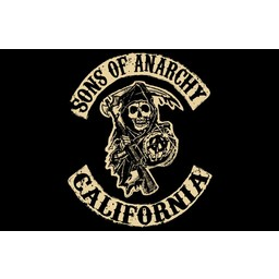 Sons of anarchy color poster 04