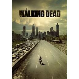 Het seizoen is weer begonnen! voor de echte fans deze Walking Dead poster