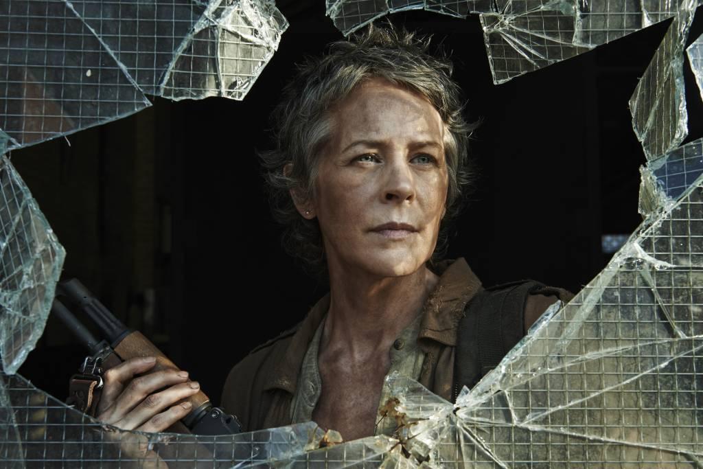 Walking Dead poster 11 Carol