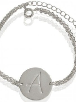 Letter Bracelet (A tot Z)