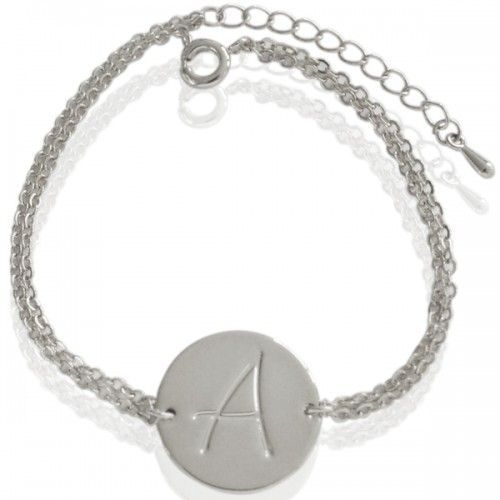 Name letter Bracelet (A tot Z)