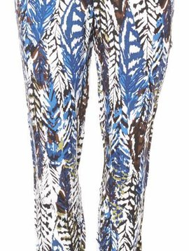 Colorful Rebel Pants Blue