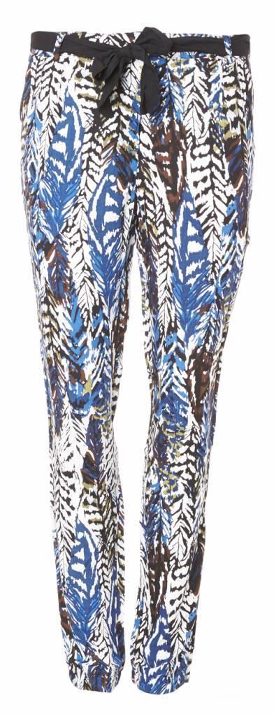 Colorful Rebel Pants Blue