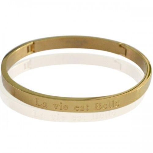 Armband 'La vie est Belle'