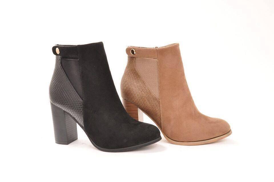 Black Snake boots