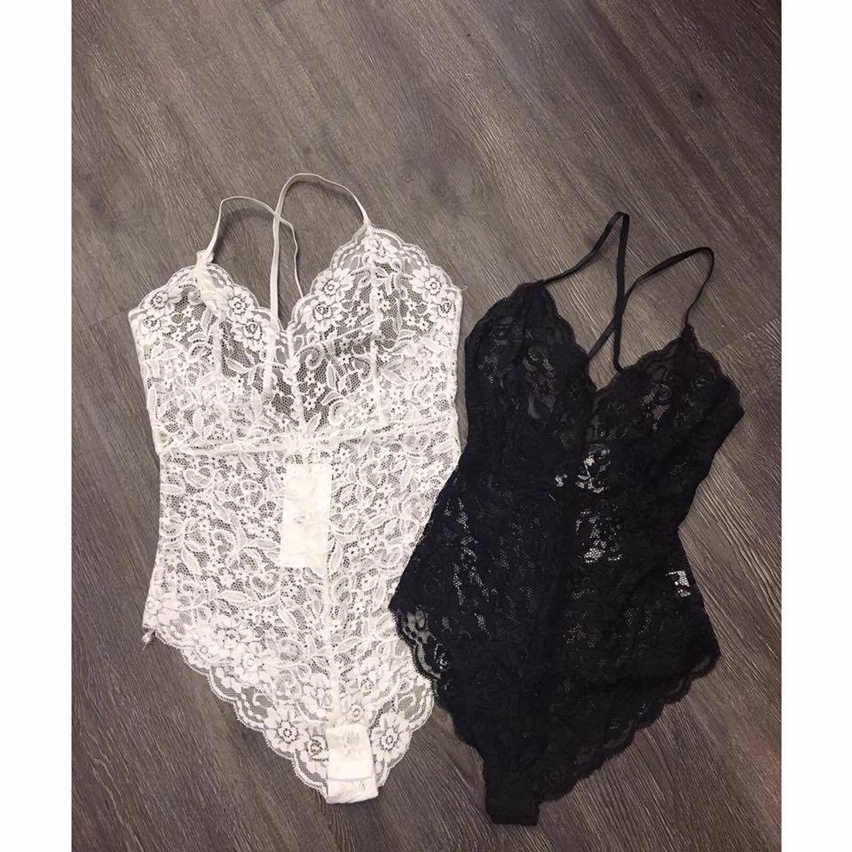 Lace body