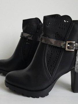 Ella boots Black