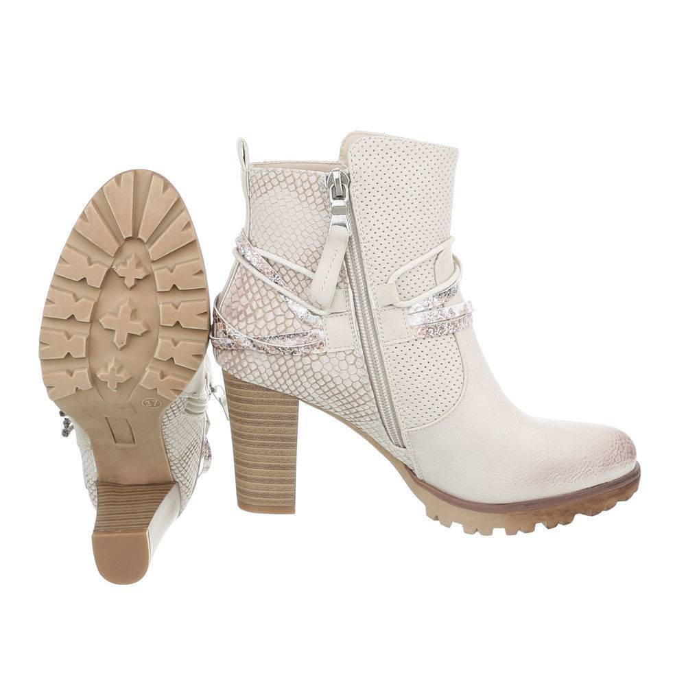 Shoes Isa Beige