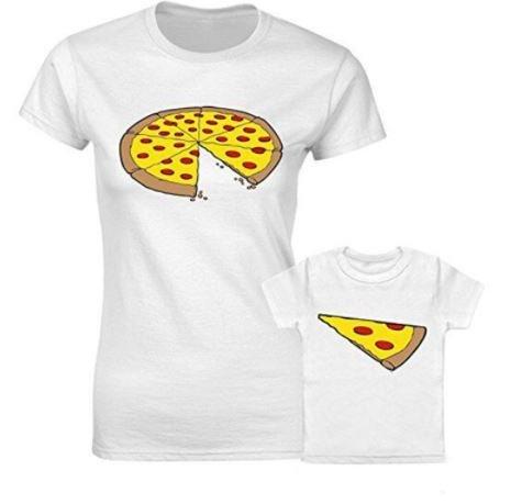 Vader & zoon shirt Pizza