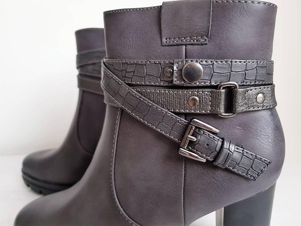 Valentina Shoes Grey