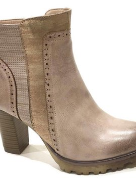 Shoes Isa Camel