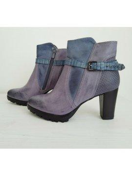 Ella boots Blue