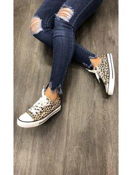 Luipaard sneakers