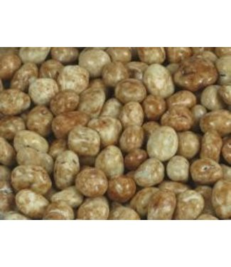 Chocolade rumrozijnen 250 gram