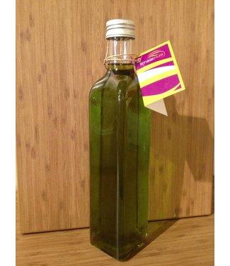 Toscane, biologische olijfolie vanaf 250 ml.