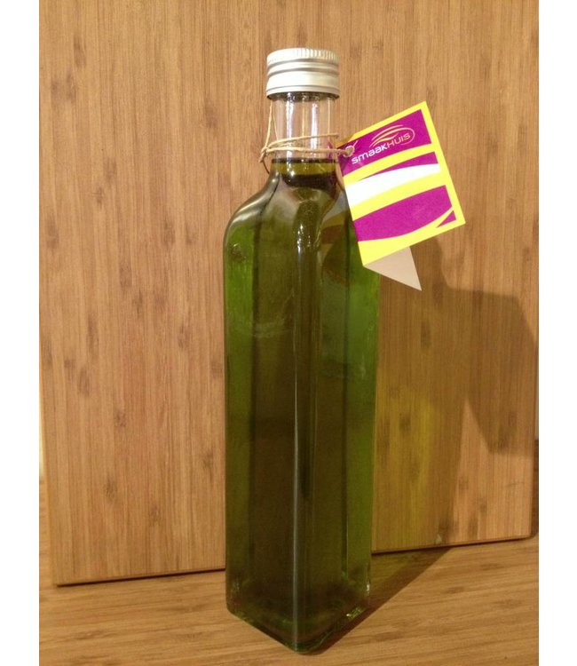 Sicilië, olijfolie van de tap vanaf 250 ml.