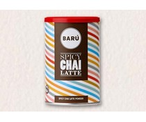 Barú Spicy Chai Latte