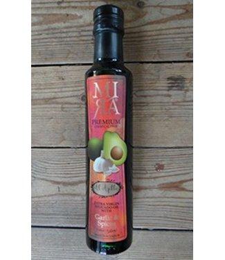 MIRA Garlic & Spices avocado olie