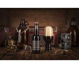 Flying Dutchman Black is Black and I Want My Baby Back - Black Rye IPA 33cl.