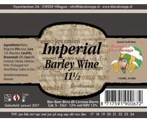 Klein Duimpje Imperial Barley Wine 11½