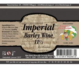 Klein Duimpje Imperial Barley Wine 11½ - 33cl.