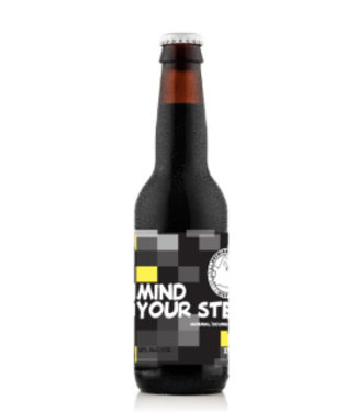 Uiltje Craft Beer Mind your step 2017