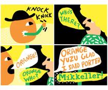 Mikkeller Orange Yuzu - Glad I said porter