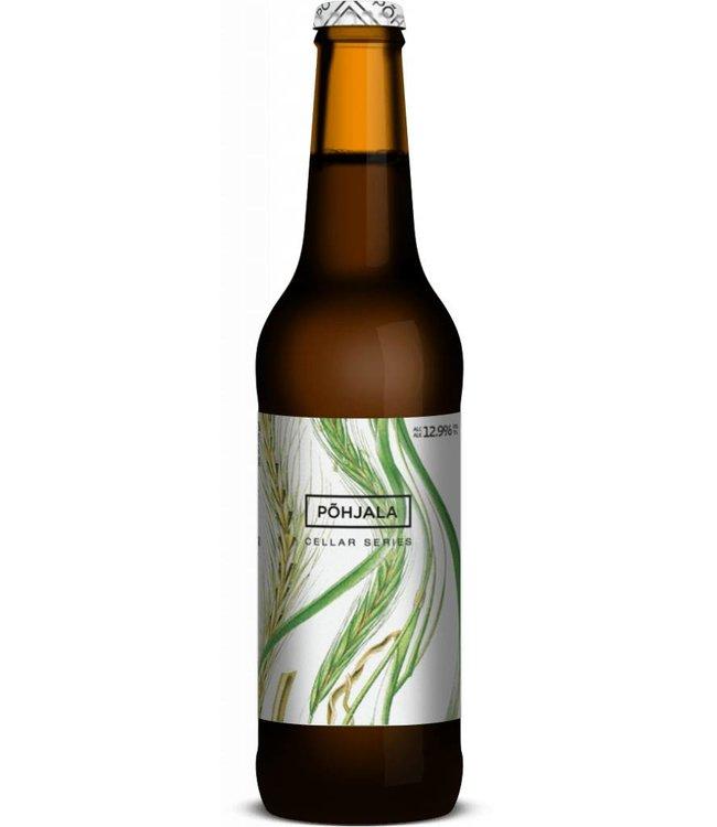 Põhjala Brewery Rukkivein Rye wine BA