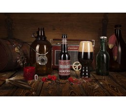 Flying Dutchman Raspberry Dipping Chocolate Dripping Super Trouper Porter 33cl.