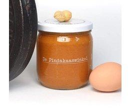 De Pindakaaswinkel Sport Pindakaas 420ml.