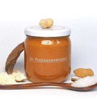De Pindakaaswinkel Kokos Zeezout