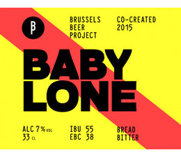 Brussels Beer Project Babylone 33cl.