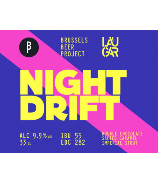 Brussels Beer Project Night Drift