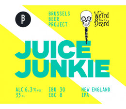 Brussels Beer Project Juice Junkie 33cl. - Limited