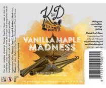 Klein Duimpje Vanilla Maple Madness RIS • 11%