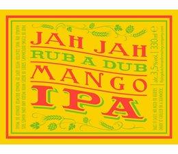 Flying Dutchman Jah Jah Rub A Dub Mango IPA