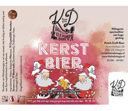 Klein Duimpje Kerstbier / Winterbier 8,5%
