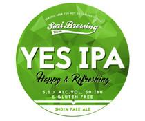 Sori Brewing Yes IPA! - Gluten vrij -