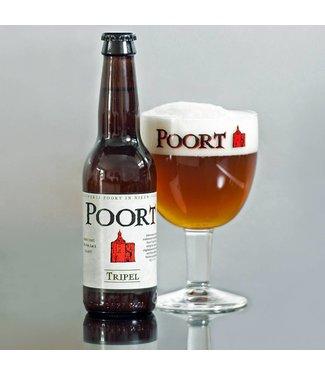 Brouwerij Poort Tripel 33cl.