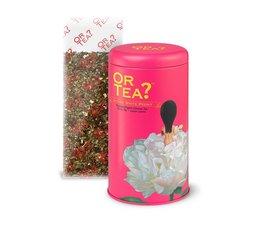 Or Tea? Lychee White Peony - Losse witte thee in bewaarblik