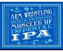 Flying Dutchman Arm Wrestling Bench Pressing - Imperial IPA