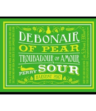 Flying Dutchman Debonair of Pear Troubadour of Amour Perry Sour